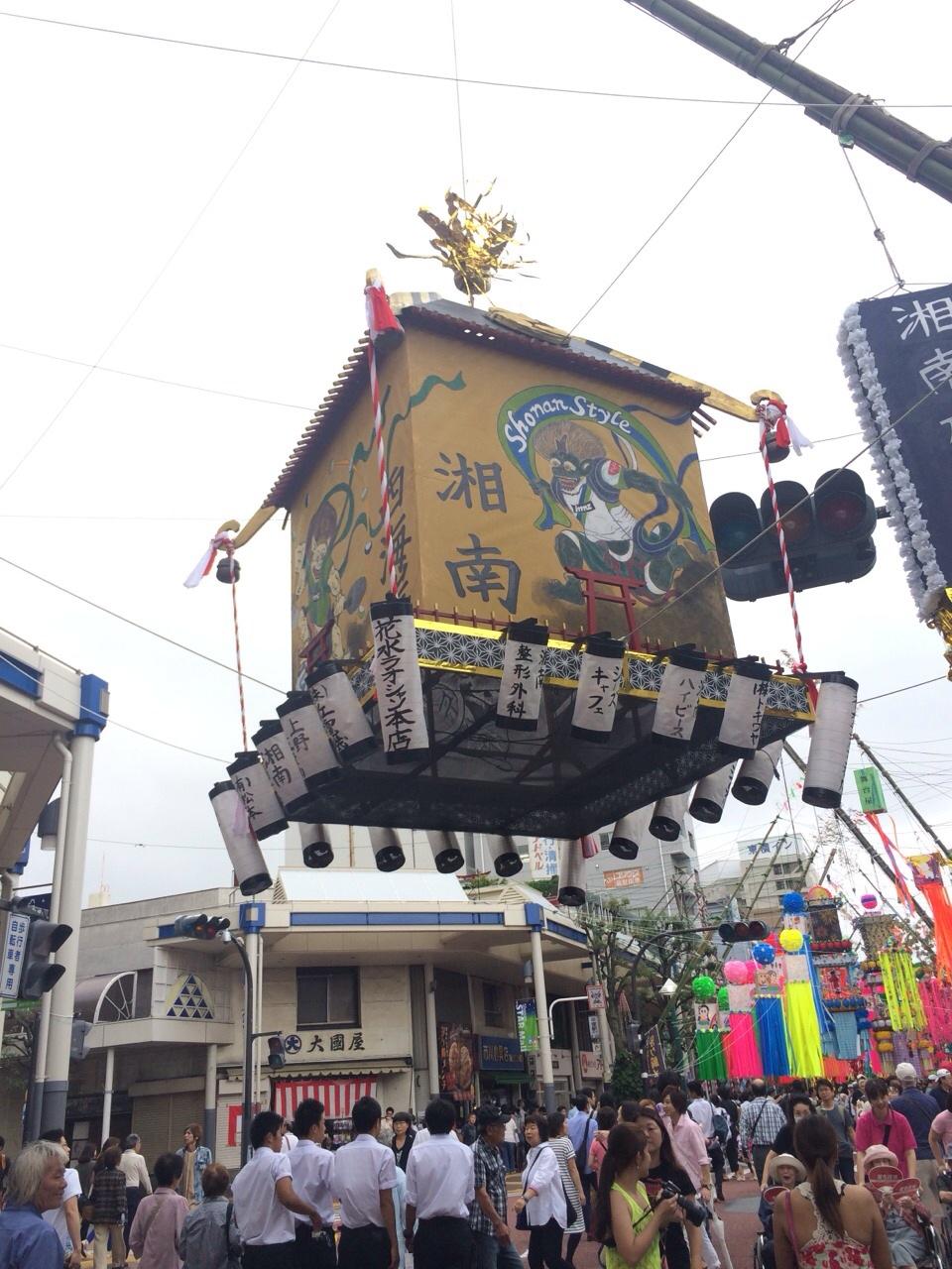 1024湘南ひらつかたなばた祭